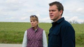 Frances McDormand and Matt Damon star in Gus