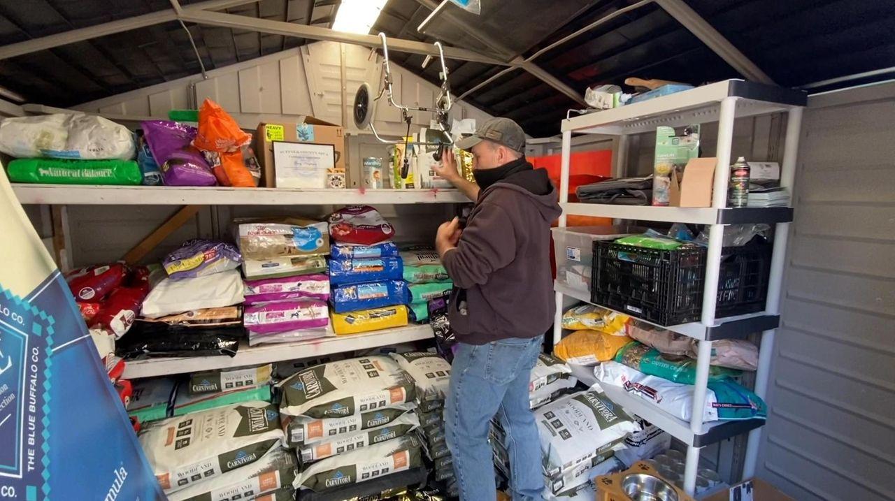 Gary Kaufman started Nobody Starves on Long Island