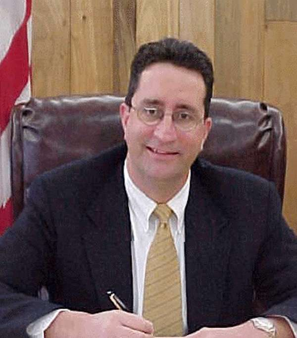 Village of New Hyde Park Mayor Daniel Petruccio
