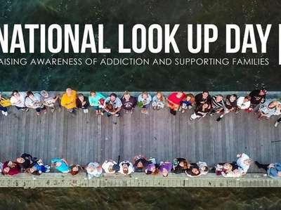 Poster used for March 12th National Look Up