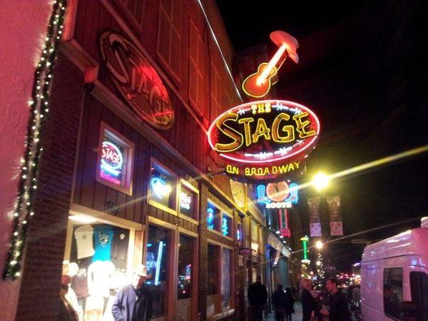 Nashville, December 2012