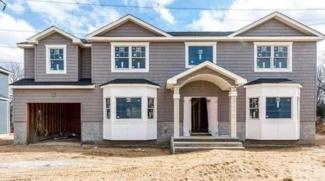 Priced at $938,000, on Franklin Avenue in Malverne,
