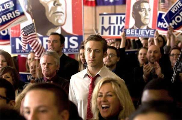 Ryan Gosling in the 2011 political drama