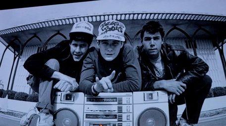 "The Beastie Boys in their prime in ""Beastie"