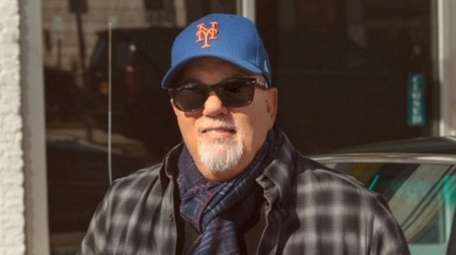 Billy Joel in a recent photo.