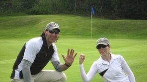 Liz Cohen Goldstein and Jeff Goldstein of East