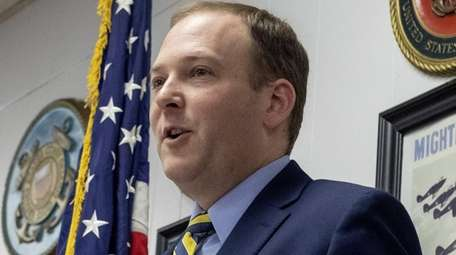 Rep. Lee Zeldin (R-Shirley) Zeldin, is seeking a