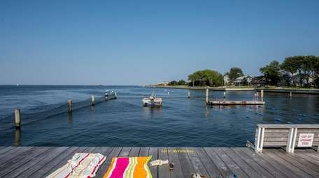 On Fire Island, seasonal residents coming to Saltaire,