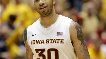Royce White, the 16th overall pick in the