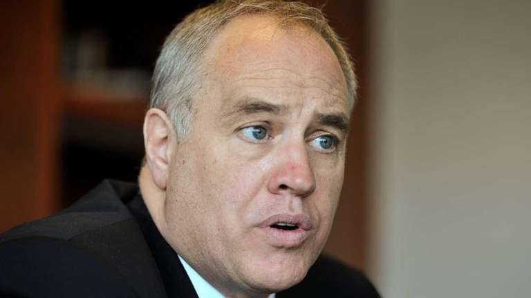 New York State Comptroller Thomas DiNapoli, March 14,