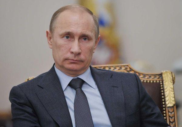 Russia's President Vladimir Putin. (Dec. 25, 2012)