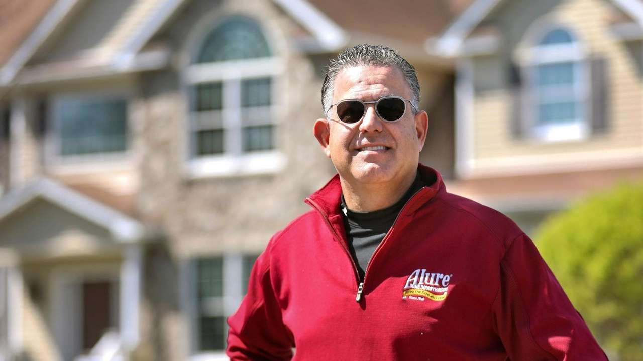 Sal Ferro, president / CEO of Alure Home