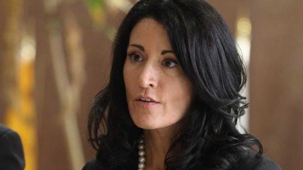 Regina Calcaterra has announced she will resign as