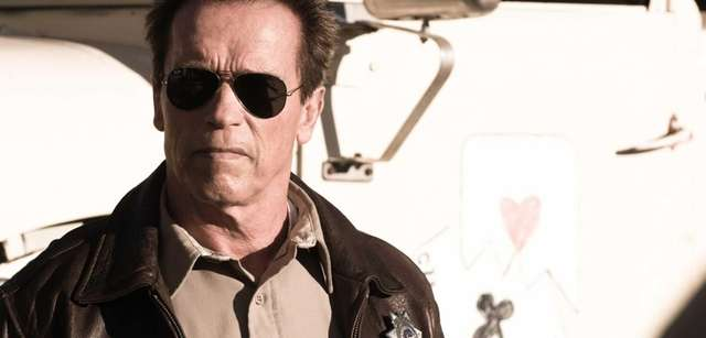 Arnold Schwarzenegger stars in 2013's