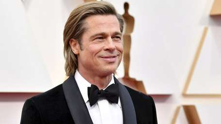 "Brad Pitt led the second at-home ""Saturday Night"