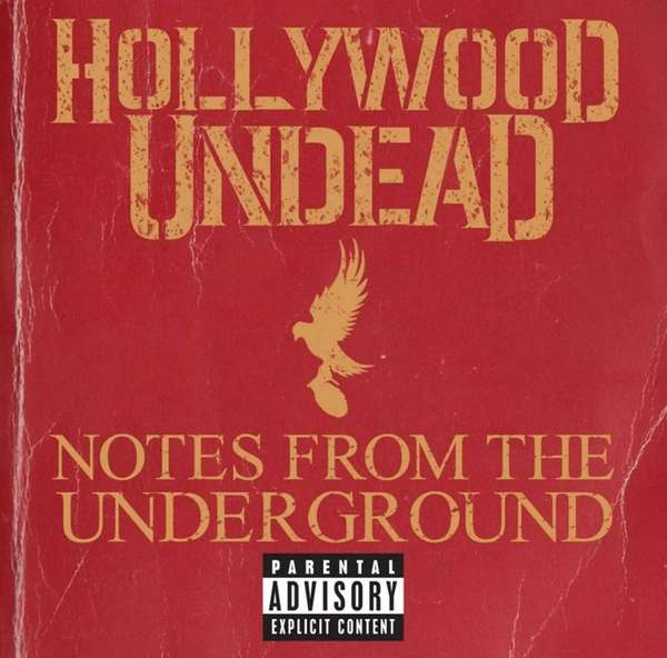 Hollywood Undead releases quot;Notes From the Undergroundquot; Jan.