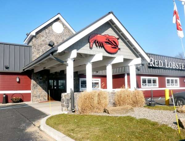 Red Lobster in Hicksville on Dec. 18, 2012.