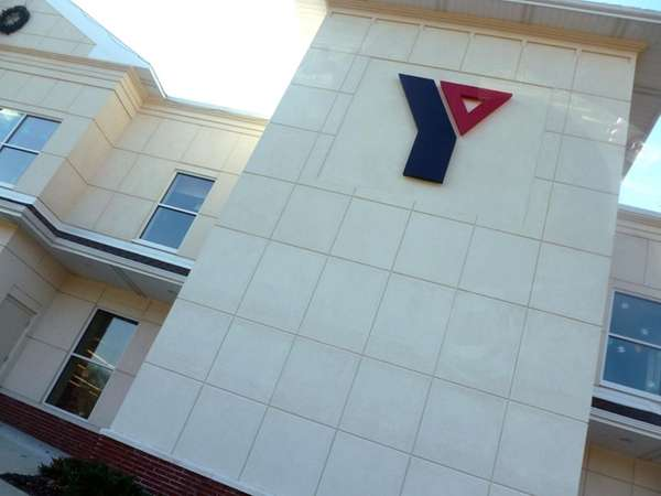 The Huntington YMCA in Huntington Village is pictured.