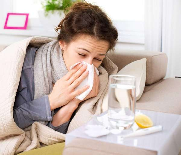 Most people recover from the flu at home