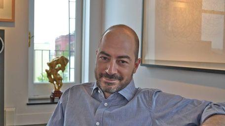 Ben Schrank, author of