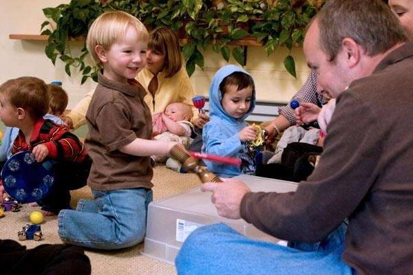 Music Together, an early childhood music program for