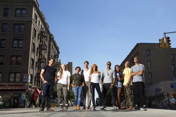 Washington Heights, a new MTV reality series following