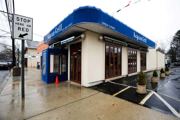 Aegean Grill in East Northport a family-owned and