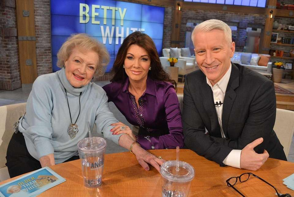 "Betty White, ""Real Housewives of Beverly Hills"" star"
