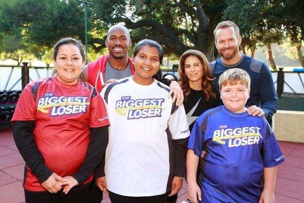 """The Biggest Loser"" on NBC stars trainers Jillian"