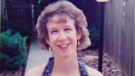 Janine Meritet volunteered at a soup kitchen.