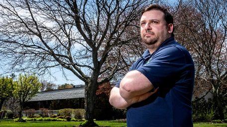 James Bouklas, president of the We Are Smithtown