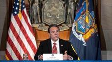Governor Andrew M. Cuomo provides a coronavirus update
