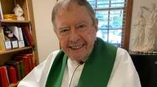 The Rev. Theodore J. Howard died April 5