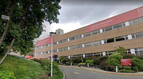 NY-Presbyterian Allen Hospital in Manhattan, where Dr. Lorna