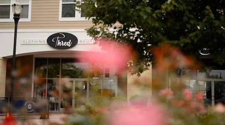 Thred in Patchogue sells women's clothing and accessories