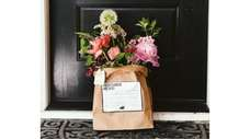 Hometown Flower Co. is a mom-and-pop business owned