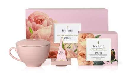Tea Forte' has partnered with The New York
