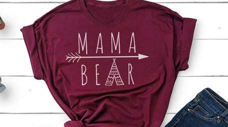 This Mama Bear T-shirt is perfect for the