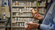 Nidhin Mohan, supervising pharmacist at New Island Pharmacy