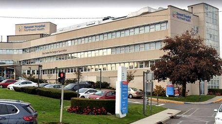 Northwell Health said it has cleared Syosset Hospital