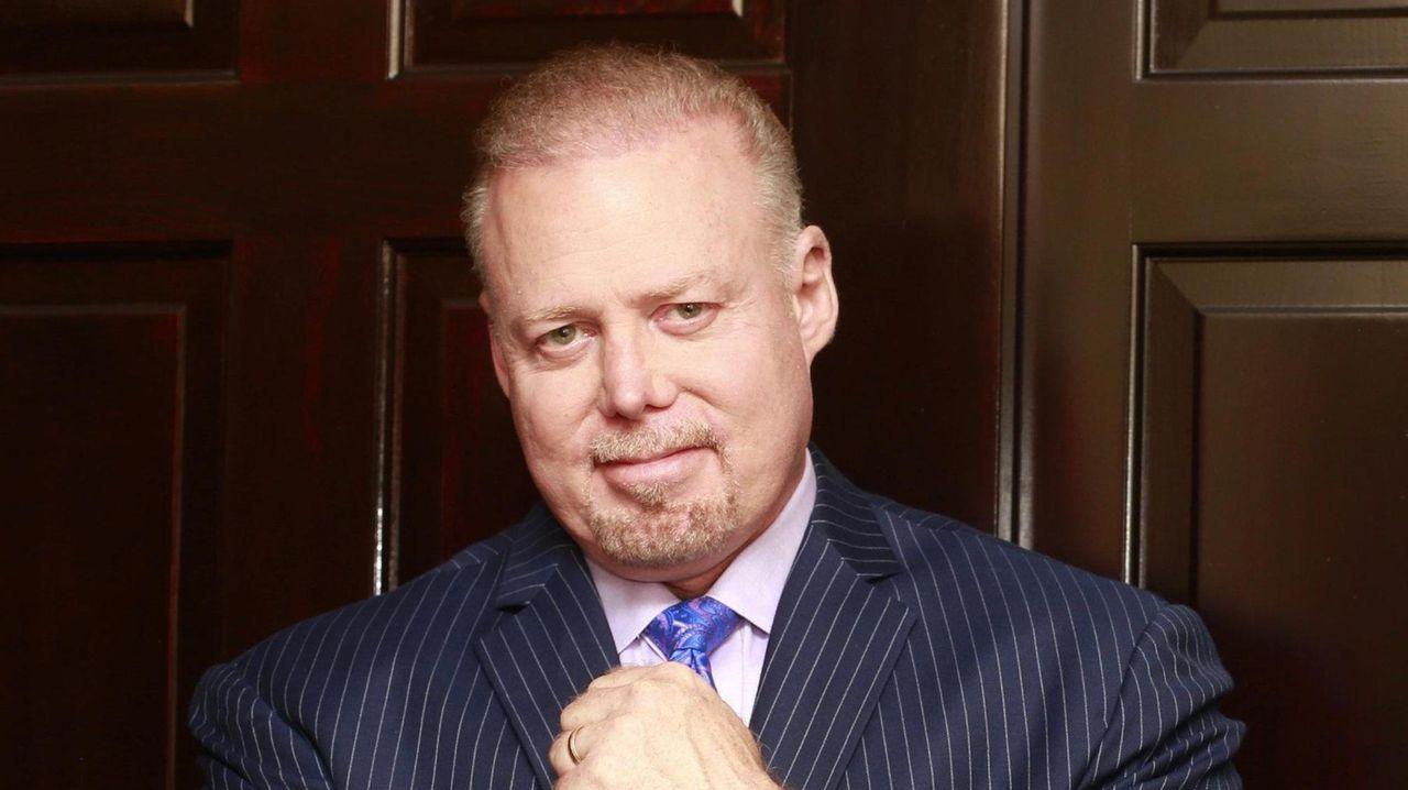 Nassau County Bar Association President Rick Collins on