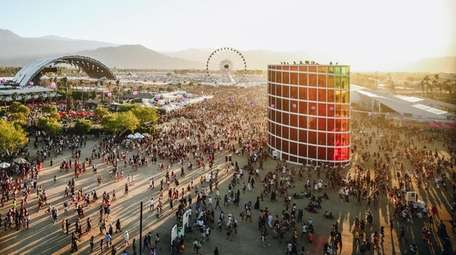 Memories of the 2019 Coachella Valley Music And
