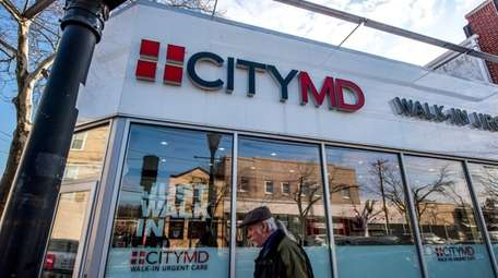 CityMD Urgent Care says it is also offering