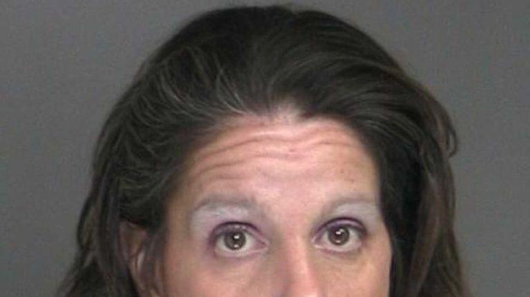 Ellen Burkheimer, 47, of Port Jefferson Station, was