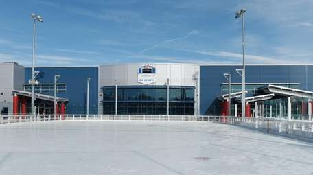 The Northwell Ice Center in Eisenhower Park is