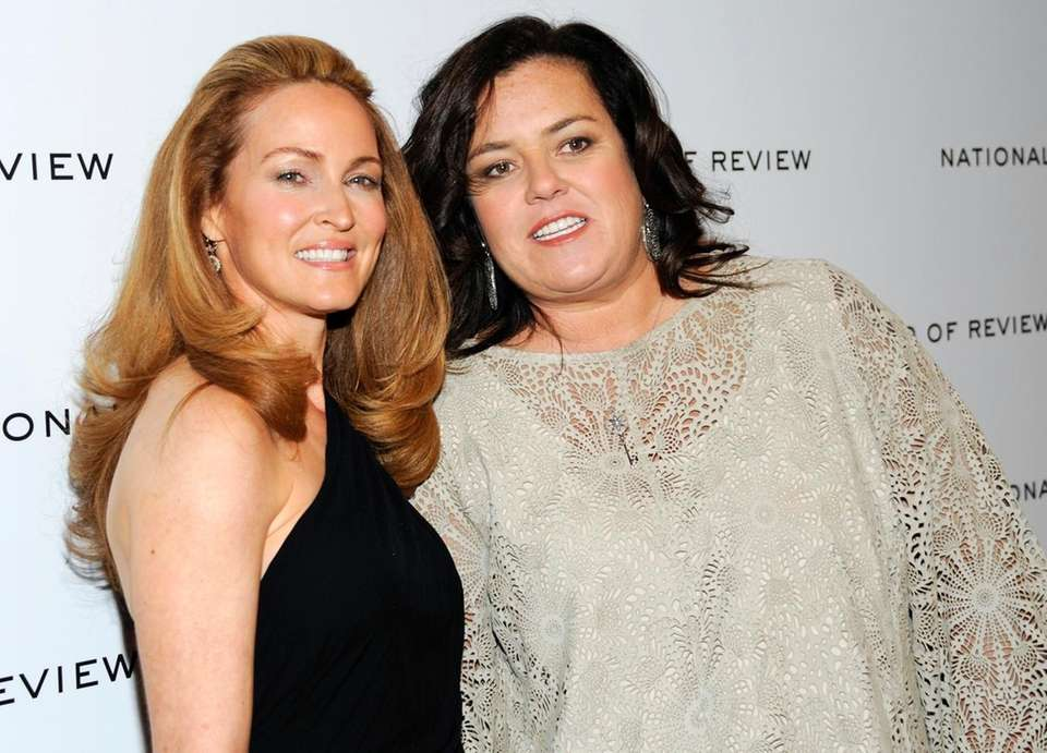 Parents:Rosie O'Donnell and Michelle Rounds Children:Dakota, adopted Jan.