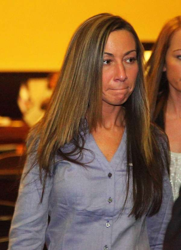 Erin Marino, the woman whose DWI conviction was