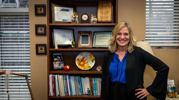 "Eileen Tyznar featured in the ""Life Under Coronavirus"""
