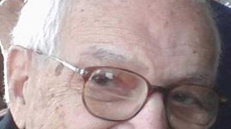 Benjamin Moleno Sr. died on Dec. 31, 2012.