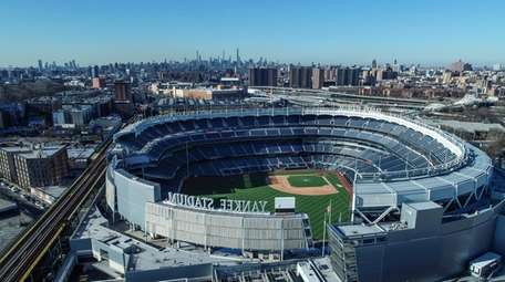 Yankee Stadium remains closed due to COVID-19 restrictions,